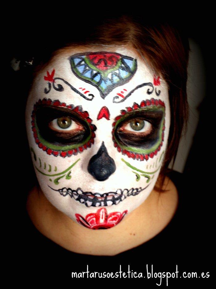 Face Painting Catrina