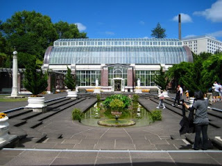 Cheap And Free Things To Do In Auckland Auckland Domain And Winter Garden Pavillion