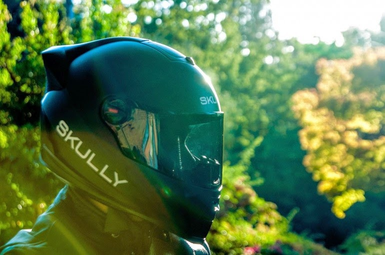 capacete skully AR-1
