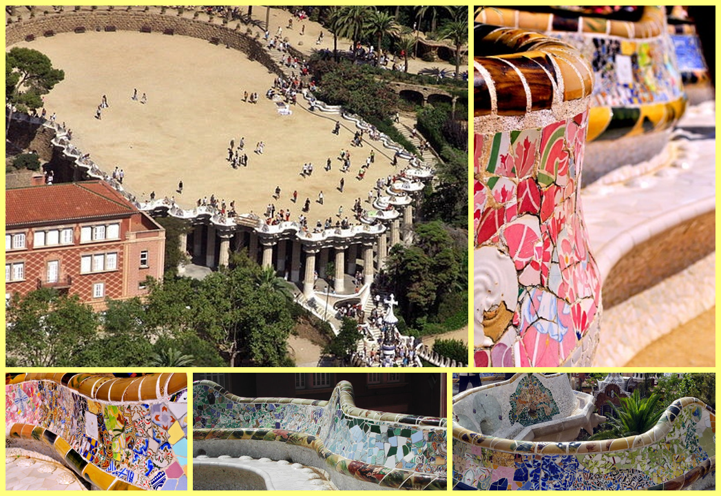 Plaza Oval Guell