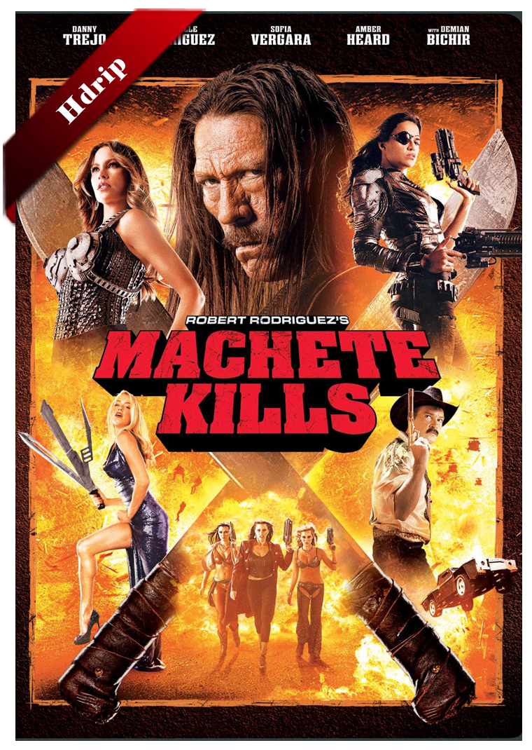 Machete Kills HD