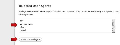 setting wp super cache rejected 4 Cara Baru Setting Plugins WP Super Cache