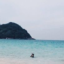 Long Beach, Perhentian Island, MY