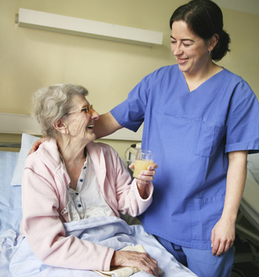 Cuando usted es enfermera - tarjeta de Zazzlees