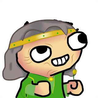 Olenna Tyrell, reina de espinas fsjal - Juego de Tronos en los siete reinos