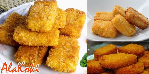 Resep Nugget Ayam Enak dan Cara Membuat