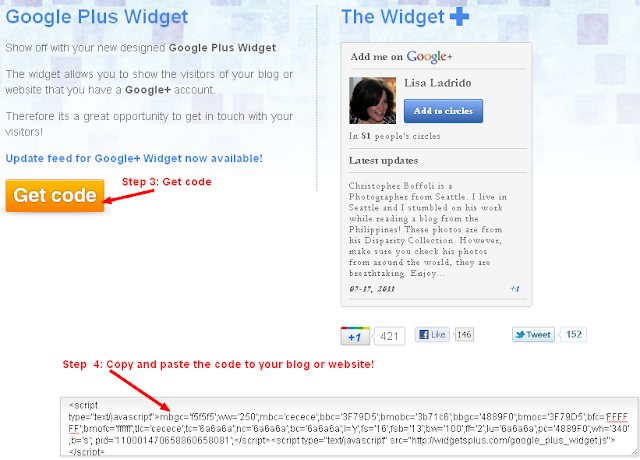 G%252B+blog+widgetstep2 Add a Google+ Widget to Your Blog