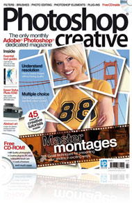 Photoshop Creative Magazine Issue 07
