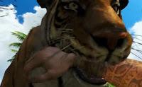 Far cry 3 Tiger attack
