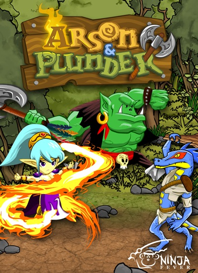 Arson And Plunder PC Full VACE