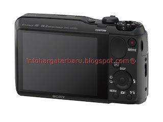 Harga Sony Cyber-Shot DSC-HX30V Spesifikasi 2012
