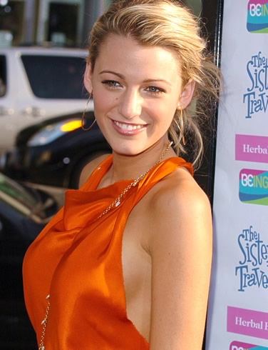 Blake Lively on Blake Lively Pics Photo