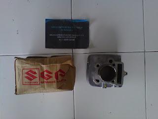 Cilynder Blok Suzuki Smash