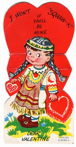 via design related - Vintage Valentines Cards