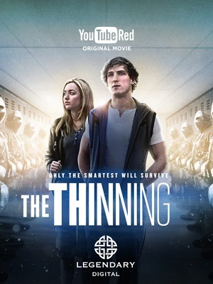 The Thinning - New World Order Legendado Filmes Torrent Download capa