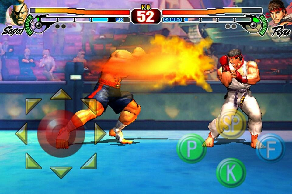 Street Fighter Iv v 3.4 Apk + Data