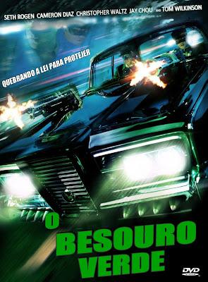 O Besouro Verde - DVDRip Dual Áudio
