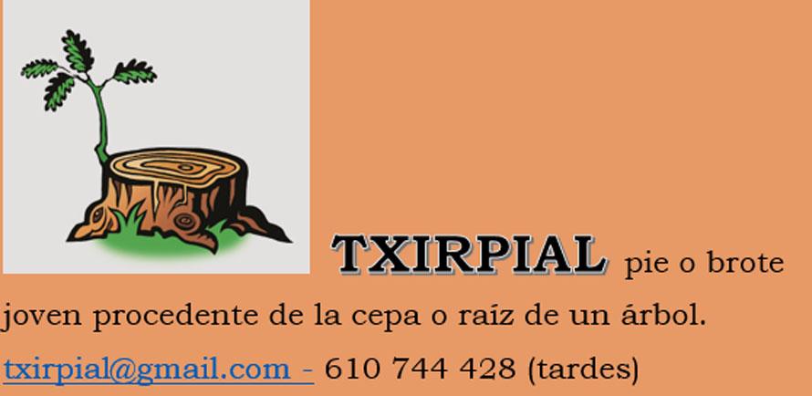 Txirpial