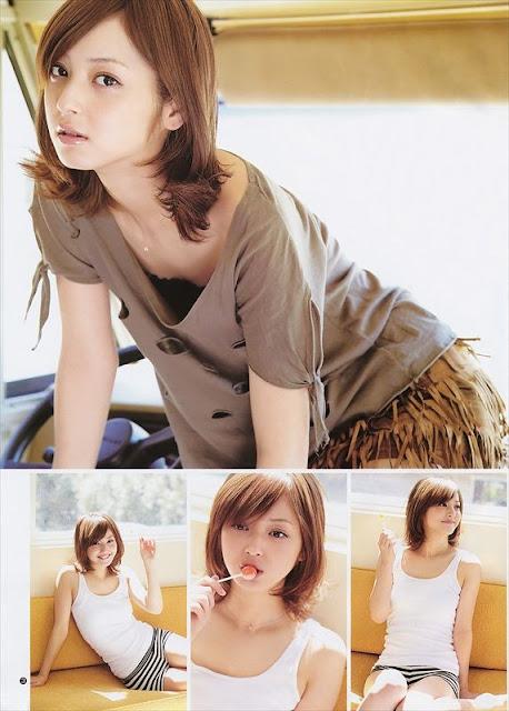 Japanese Model Nozomi Sasaki