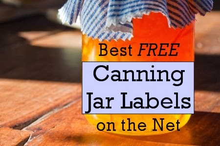 canning jar top labels these are the type of labels