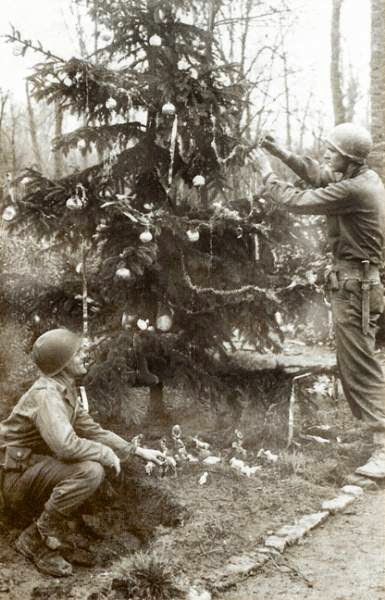 The Graeme Park Commonplace Book: A Soldier's Christmas