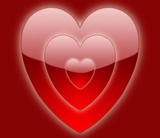 صور قلوب جميلة 2013