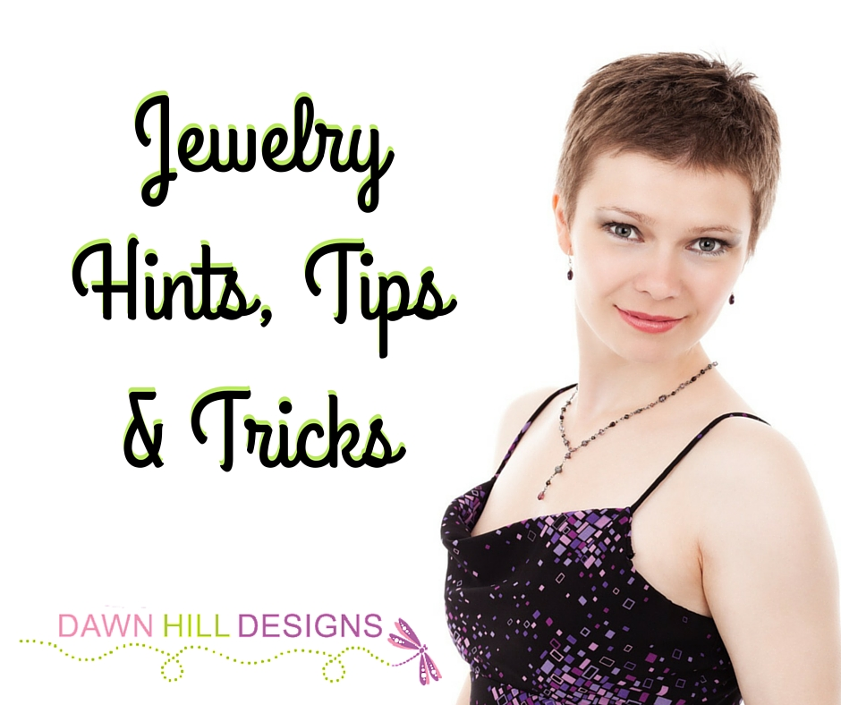 990a75580 Dawn Hill Designs: Jewelry Hints, Tips & Tricks: A great tip for ...