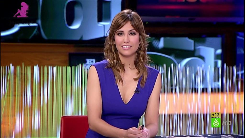SANDRA SABATES, EL INTERMEDIO (31.03.14)