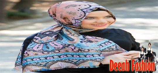 Jilbab Etnik Trend Jilbab 2014