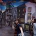 King Cross ganha arte de Harry Potter em 3D para comemorar um ano do Beco Diagonal em Orlando