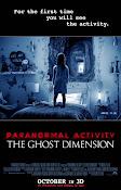 Actividad Paranormal: La Dimensión Fantasma (2015) ()