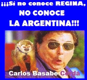 LA FRASE DEL REGINENSE  CARLOS BASABE.