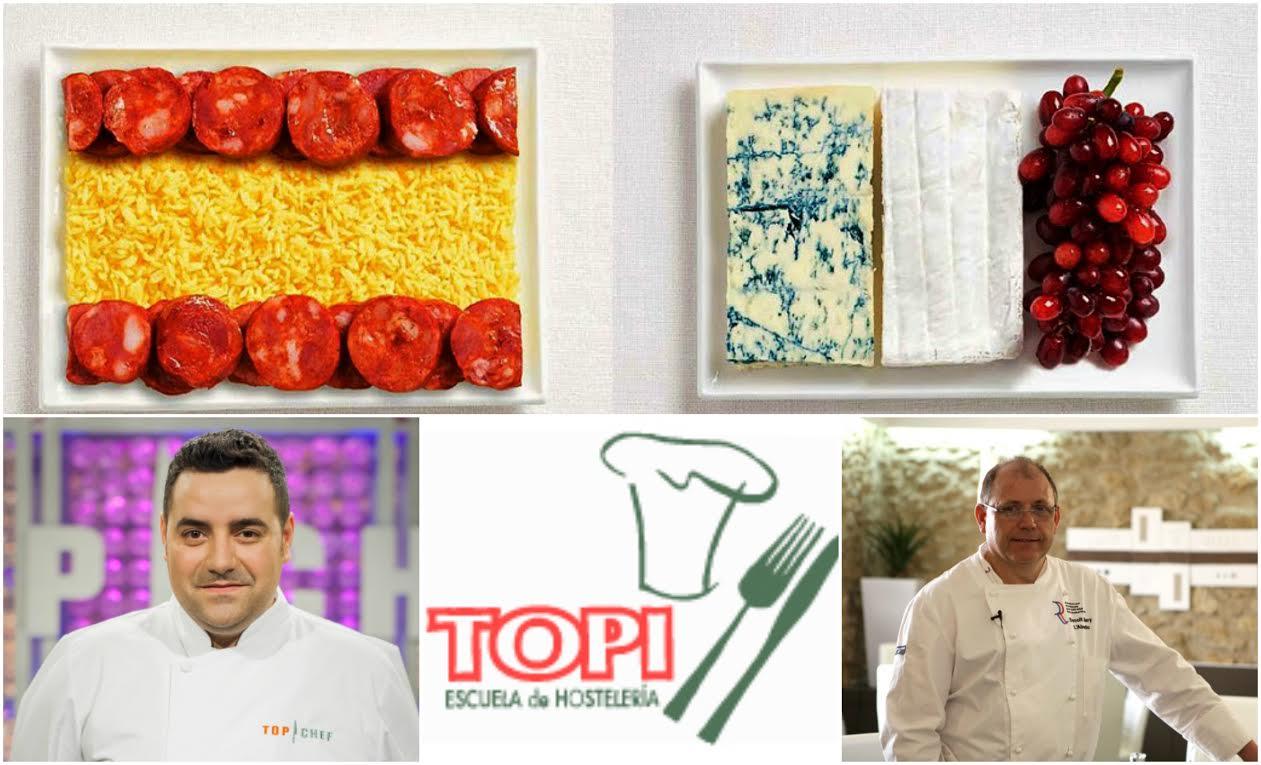 Gastronom a en zaragoza topichef - Escuela de cocina zaragoza ...