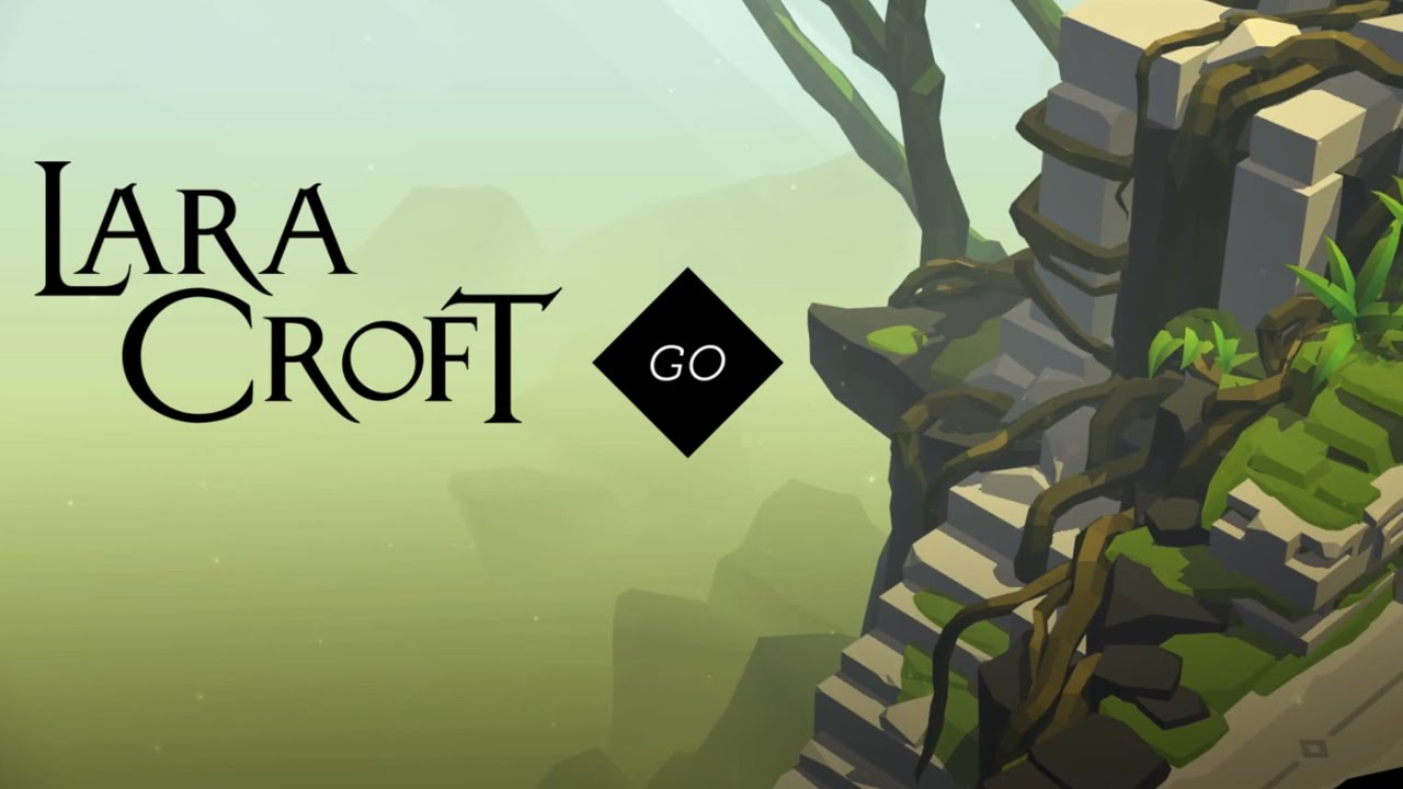 Lara Croft GO Gameplay IOS / Android
