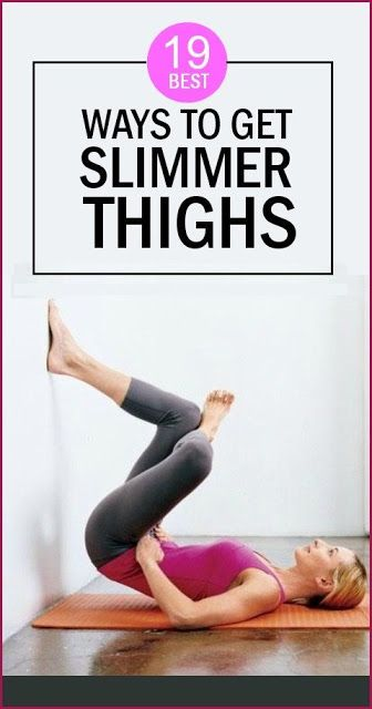19 Effective Ways To Lose Weight From Thighs