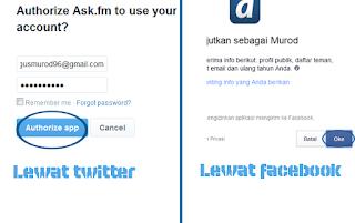 cara membuat akun Ask.Fm