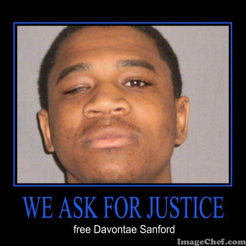 Devontae Sandford, a young man with a sever mental impairment, confessed to ...