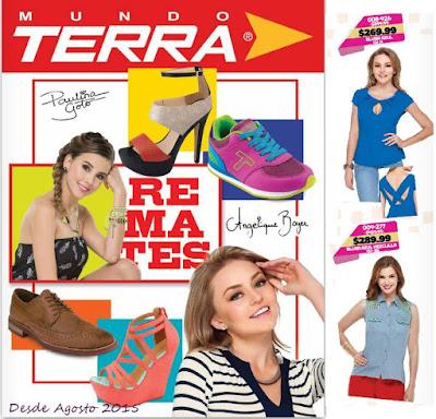 Catalogo Mundo Terra Remates 2015