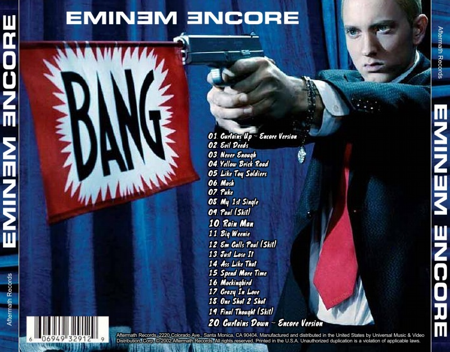 eminem encore cd - Video Search Engine at Search.com
