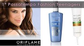 Sorteio: Hidrata o teu cabelo com a Oriflame