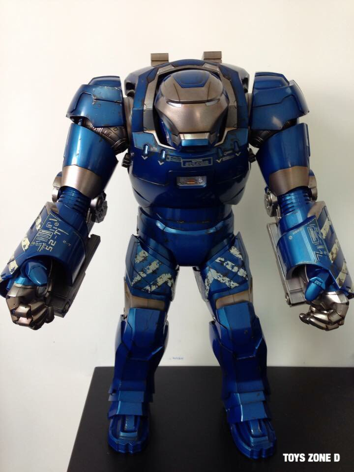 Toys For 7 And Up Mane Provided : Iron man mark igor 開箱 影片 toys zone d 玩具兄弟 figures