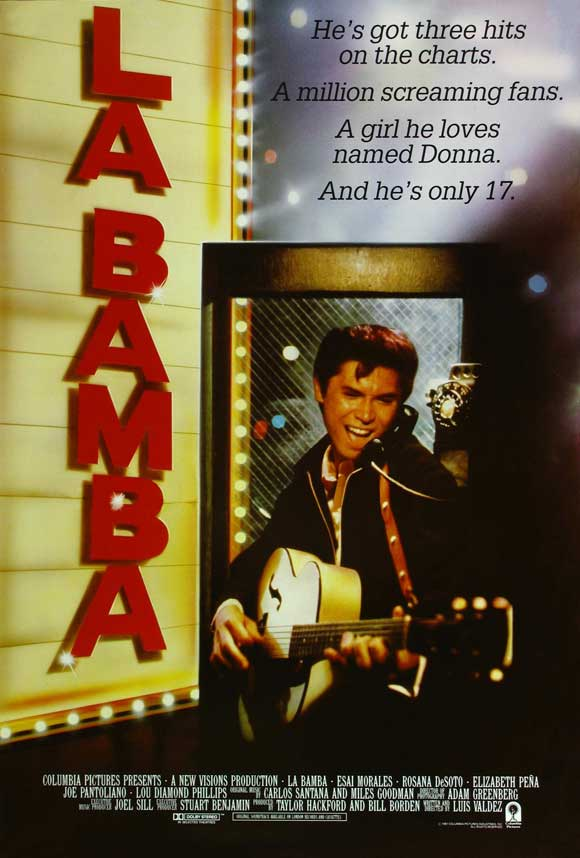 la bamba the movie La bamba (movie) questions including is the mexican folksong la bamba copyrighted and what are the ratings and certificates for la bamba - 1987.