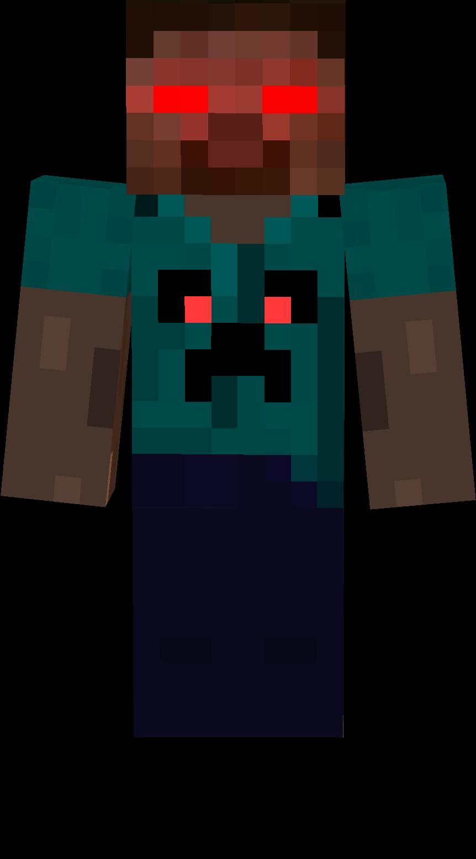 Minecraft Skin Herobrine Skin minecraft pc