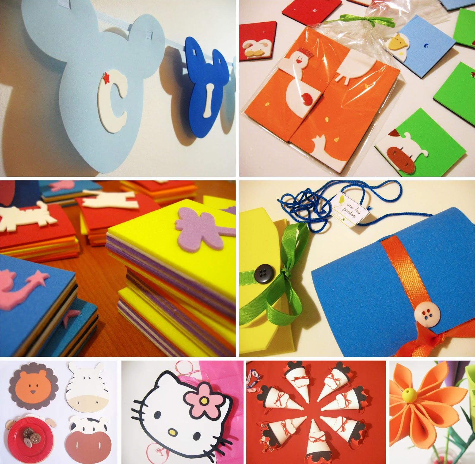 Accesorios infantiles con dise o todo para cumplea os - Accesorios de cumpleanos infantiles ...