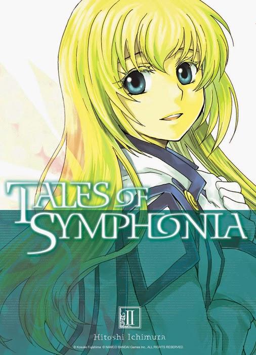 Tales of Symphonia Tome 2 chez Ki-Oon