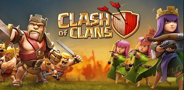 Cara Main Clash of Clans Selalu Online/Main Sendiri Walaupun Kita Offline
