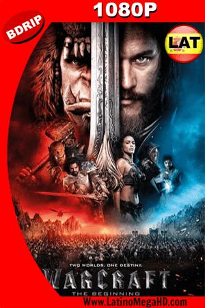 Warcraft: El Primer Encuentro de Dos Mundos (2016) Latino HD BDRIP 1080P ()