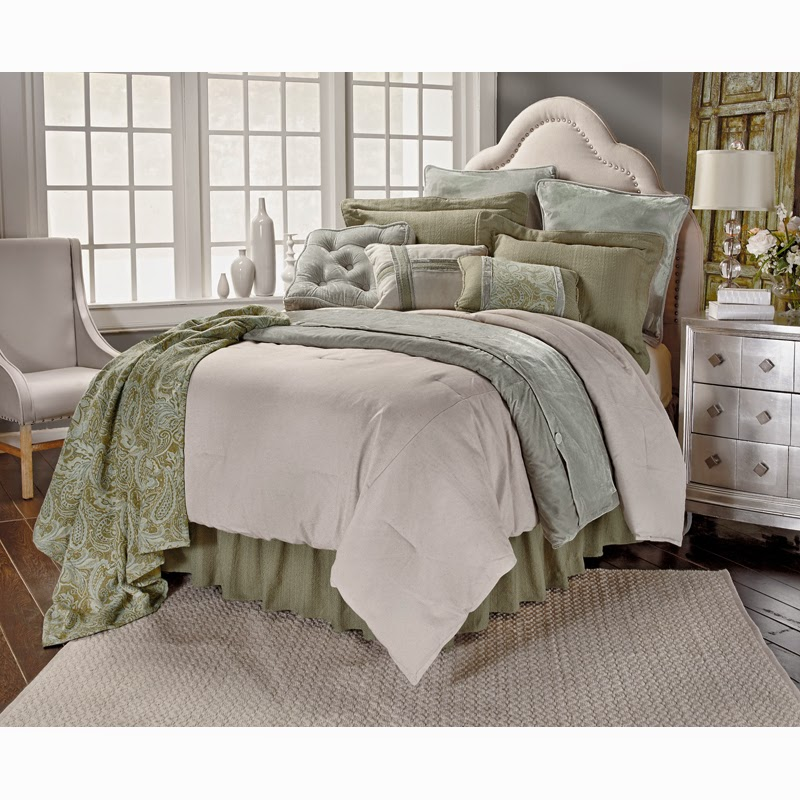 Arlington Comforter Set, HiEnd Accents Bedding