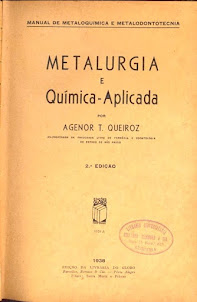 Manual de Metaloquimica e Metalodontotecnia