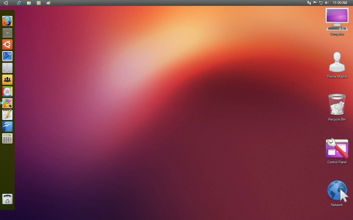 Ubuntu Linux Transformation Pack for your Windows 7 / 8 / 8.1